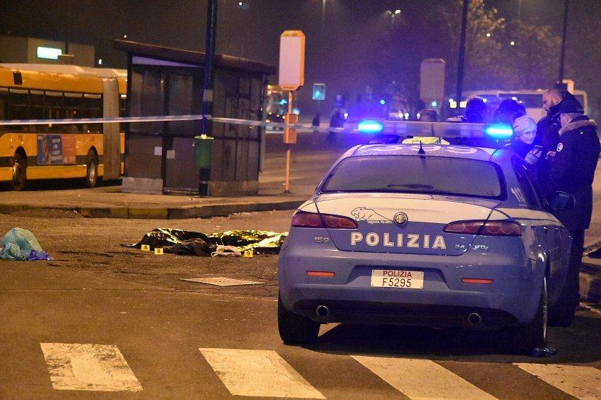 El árbitro italiano De Santis y su novia fueron asesinados por venganza