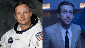 Ryan Gosling será Neil Amstrong
