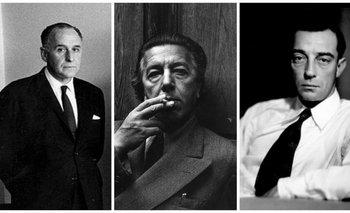 Lauro Ayestarán, Andre Breton y Buster Keaton