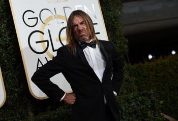 Iggy Pop, nominado en la categoría de Mejor canción original