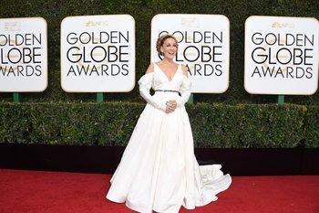 Sarah Jessica Parker hizo una suerte de homenaje a Carrie Fisher y a la Princesa Leia con su look