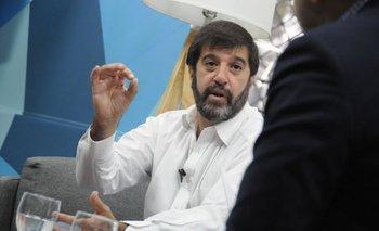 Fernando Pereira, presidente del PIT-CNT.