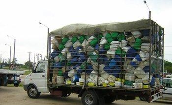 En un año aumentaron 130% la recolección de bolsas para uso de fertilizantes y 7% en bidones