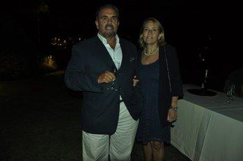 Danilo Castro y Margarita Beduchaud