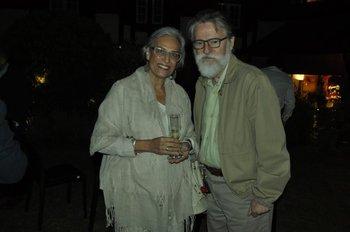 María Beatríz y Fernando Luce