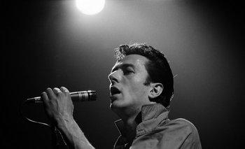 Uno de los grupos mencionados en el libro es The Clash