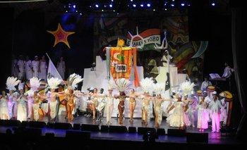 C 1080 en una de sus anteriores presencias en el Teatro de Verano.<br>