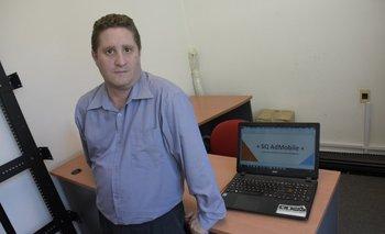 El director de SQ AdMobile, Pablo Trysker