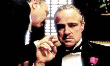 Captura de El padrino, de Francis Coppola.  Paramount