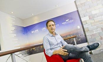 <b>Pablo Garfinkel, director de Tokai Ventures</b>