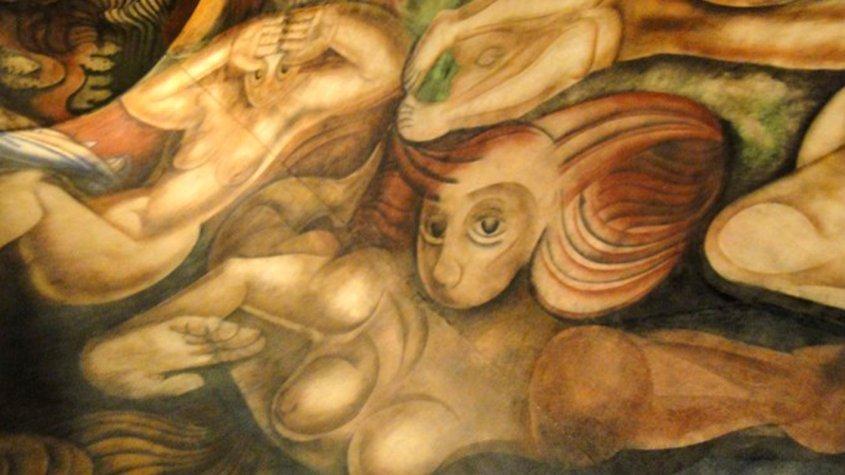Un Magnate Un Mural Y Demasiados Poetas Sueltos