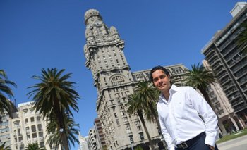 Eugene Zapata, director para América Latina y el Caribe del programa 100 Ciudades Resilientes.<br>
