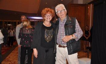 Miriam y Juan Kirichenko