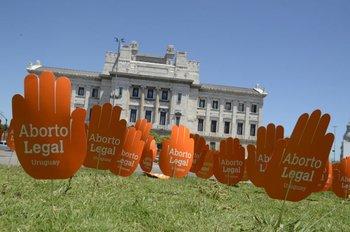 La ley de interrupción voluntaria del embarazo fue aprobada en 2012