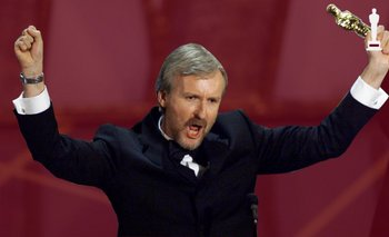 James Cameron, director de Titanic, se llevó once Oscar