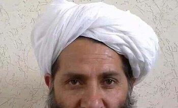 Hebatulá Ajundzada es el líder talibán. AFP