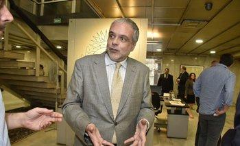 Vicecanciller José Luis Cancela
