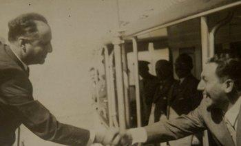 Las relaciones diplomáticas entre Batlle Berres y Perón fueron frías y distantes <br>