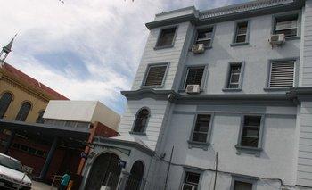 El Centro de Referencia Nacional en Defectos Congénitos y Enfermedades Raras funciona en el edificio del exsanatorio Canzani