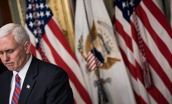 Pence, en un discurso el pasado 2 de marzo en Washington, DC