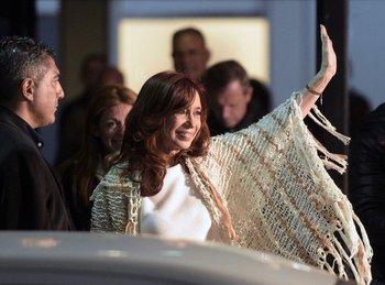 Cristina Fernández de Kirchner<br>