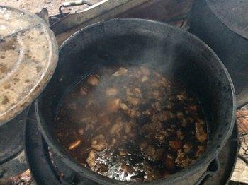 El concurso de gastronomía criolla es uno de los atractivos de la Patria Gaucha.