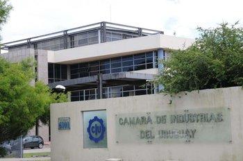 Cámara de Industrias.