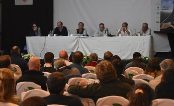 El debate sobre la cadena cárnica fue en la Expoactiva Nacional<br>