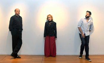 Levón, Estela Medina y Gabriel Calderón, los nombres detrás de Solo una actriz de teatro.