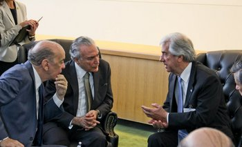 Brasil presentó a Cancillería queja formal por aumento de la tasa consular