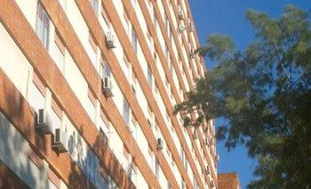 El apartamento desde el piso 11 cuenta con una excelente  visualización de la zona<br>