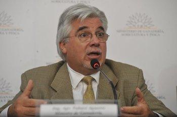 El ministro Tabaré Aguerre volverá a dialogar con integrantes de la cadena sojera<br>
