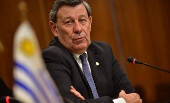 Canciller Rodolfo Nin Novoa