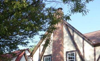 <div>La casa del barrio Jamaica Estates.</div>