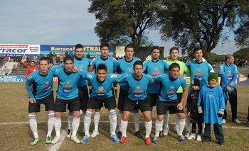 Equipo de Torque en 2013, cuando disputó las finales por el ascenso