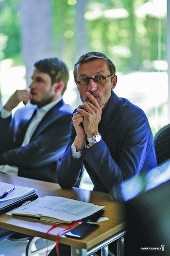 Thomas Le Thierry, CEO de Vizeum<br>