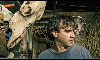 Daniel Hendler interpretando el personaje de Cetarti en <i>El otro hermano</i>.<br>