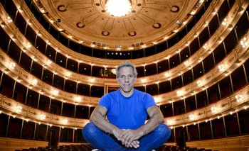 El argentino Marcelo Mazzarello actuará en el Solís en la obra <i>La denuncia </i>