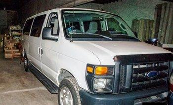 Uno de los vehículos a subastar en Bavastro e hijos es de la marca Ford<br>