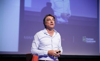 CEO de Genexus, Nicolás Jodal<br>