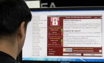 Monitoreo del alcance del ciberataque, el pasado 15 de mayo de 2017 en Seúl, Corea del Sur.