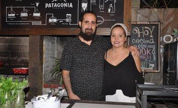 Valentín Grimaldi y Sofía Muñoz
