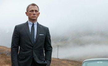 Daniel Craig durante una escena de <i>Skyfall</i>.<br>
