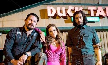 Channing Tatum, Riley Keough y Adam Driver, protagonistas de<i> Logan Lucky</i>