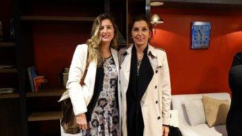Macarena Ortiz y Patricia Fernández