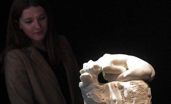 El nuevo propietario de la escultura adquirió la pieza por la suma de US$ 4.094.150