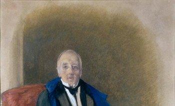 John Ponsonby, ya vizconde, en 1841