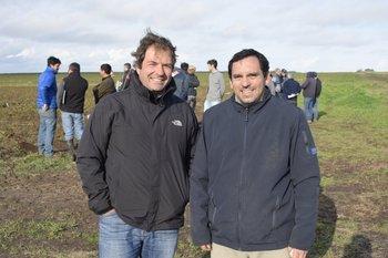 Alessandro Mietto (Ansepa) y Federico Boschi (Inase).