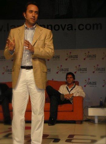 Fundador de Mercado Libre, Marcos Galperín