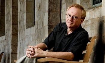 El escritor israelí David Grossman<br>